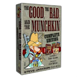 The Good, The Bad and the Munchkin Complete Edition